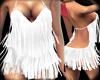 ^QA^ White Wedding Dress