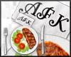 AFK food v3 Headsign