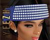 Y. Blue HeadBand