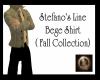 [xTx]Stefano Line Bege S