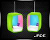 Colorful Chairs :J: