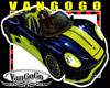VG Blue LIME pose CAR