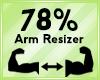 Arm Scaler 78%