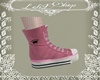 Pink Princess Kicks