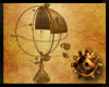 Tarnished Brass Orrery