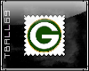 Greenbay Packers Stamp