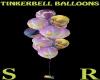 Tinkerbell Balloons