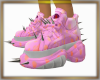 Spiked Tennies