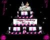 Mon3y Birthday Cake