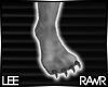 ^L^ Yarr Feet M