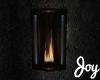 [J] Urban Wall Fireplace