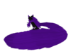 Violet Fixed Tail