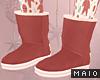 🅜 GINGER: pj boots