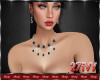 IV.Sue Jewelry Set_Black