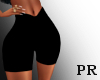 Biker Shorts RLL Black
