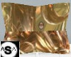 Gold & Copper Sattin