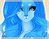 A| Blue Hair 2 (F)
