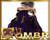 QMBR RL Prego 9M Gown