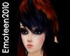 Emo punk hair