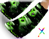 ! Puffy toxic green anim