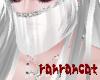 ☆face veil white