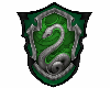 (V) Slytherin crest