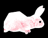 PINK & WHITE BUNNY