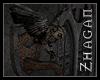[Z] HC Wall Statue Owl