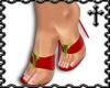 * Mistletoe Heels