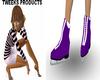 (T)Ani Purple Skates