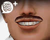 Mustache Auburn