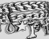 bracelet // silver