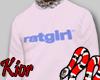 Stray Rats RatGirl