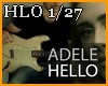 [P] Hello - Guitar cover