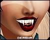 ♛ Vampire Teeth