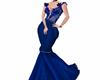 Yeny Weding Dress Blue