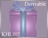 K derv present