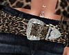 Cheetah Belt RLL
