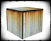 BIG OLD WOOD BOX NO POSE