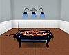 Chicago Bears Pool Table
