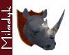 MLK Rhino Head