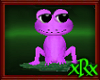 Lily Pad Frog Purp Dev