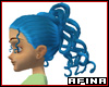 Medusa in Blue