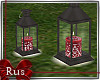 Rus: Xmas lanterns