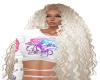 Alyssa/ Plat Blonde