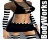 Striped Witch