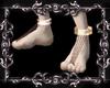 ~FM~ Ugly-Metal Anklet L