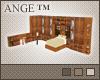 Ange™ Country Oak&Beige