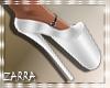 |Odessa White Heels