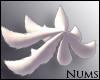 White Kitsune Tail
